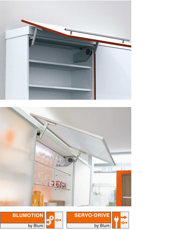 HS-portes relevables basculantes