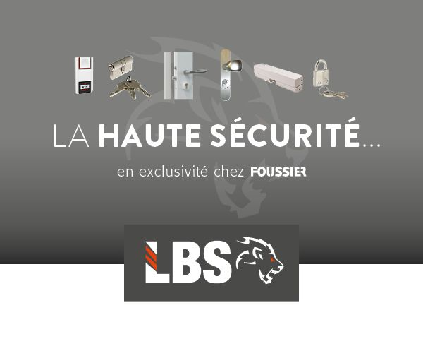 LBS exclusivité Foussier